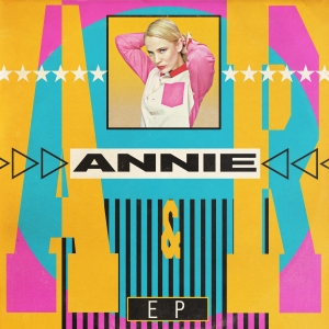 Annie - The A&R EP - cover HI Res
